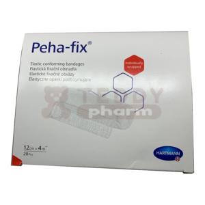PEHA-FIX elastische Fixierbinde 12cm x 4m 20Stk.