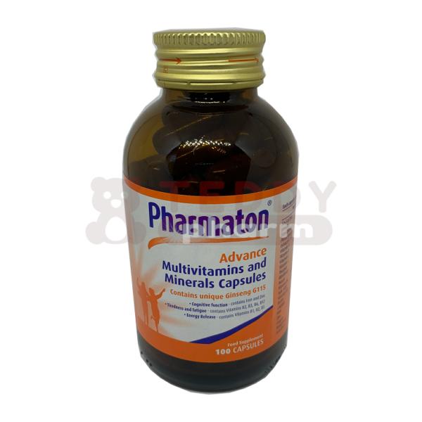 PHARMATON ADVANCE Multivitamin & Mineral