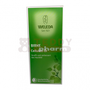 WELEDA Birken Cellulite-Öl 200ml