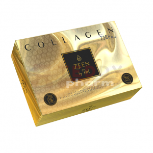 ZEEN Collagen 6000 mg + Vitamin C 30 Stk.