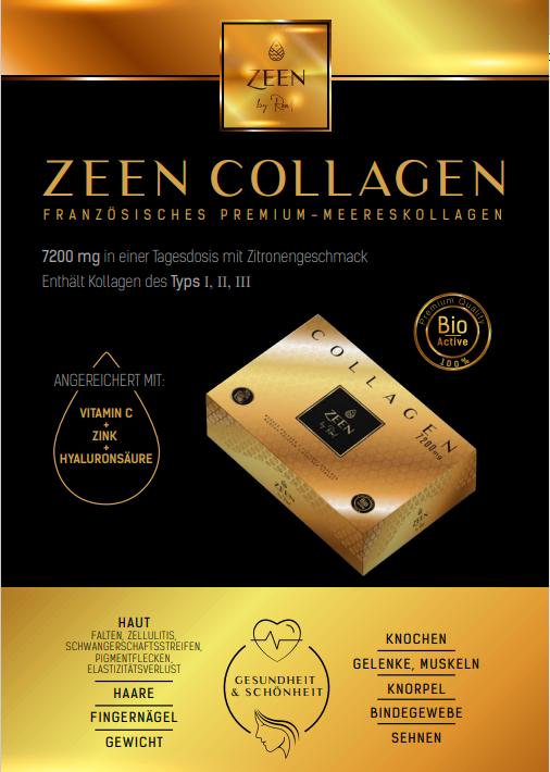 Zeen collagen zlaty letak