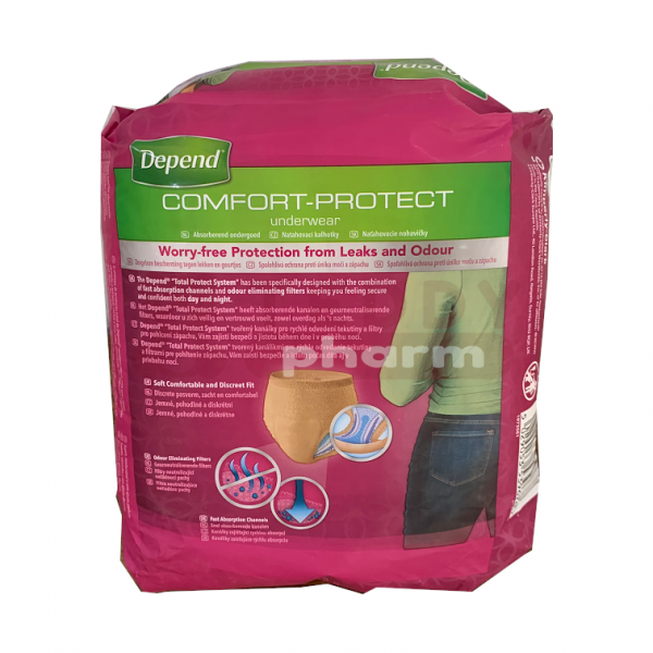 DEPEND Comfort Pretect L 9 Stk.