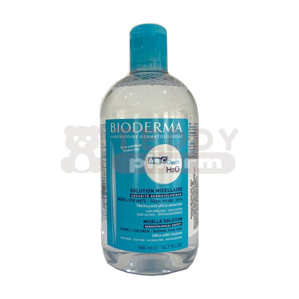 BIODERMA ABCDerm H2O 500 ml