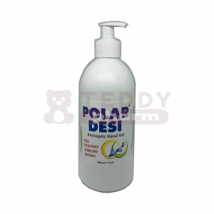 POLAR DESI Handwaschgel 500 ml