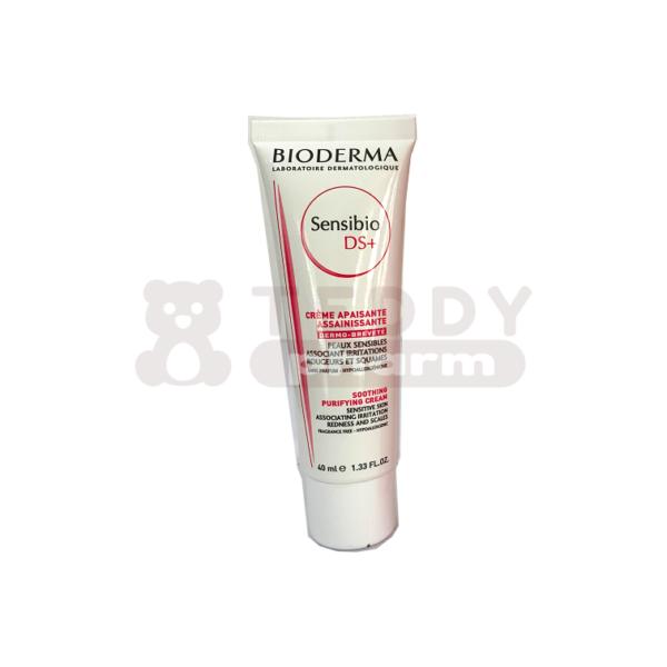 BIODERMA Sensibio DS Cream 40ml