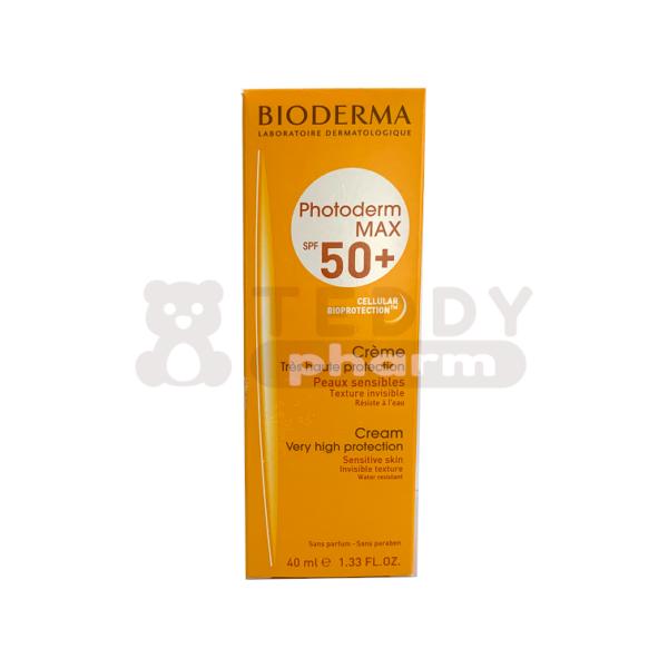 BIODERMA Photoderm Max Creme SPF 50+ 40 ml