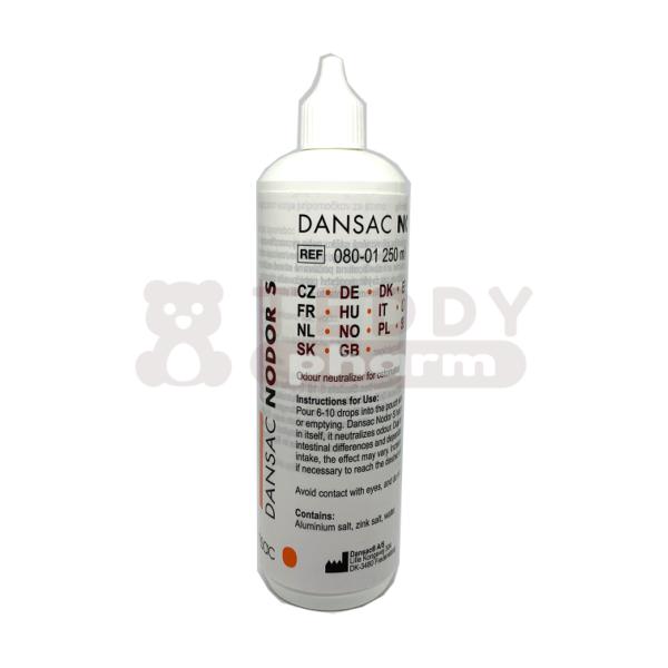 DANSAC Nodor S Geruchsbanner Flasche 250 ml