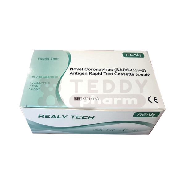 Antigen Rapid Test (SARS-Cov-2) 25 Stk. (für Fachpersonal)