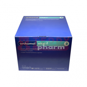 ORTHOMOL Vital F 30 Granulat/Kaps. Kombipackung 486 g