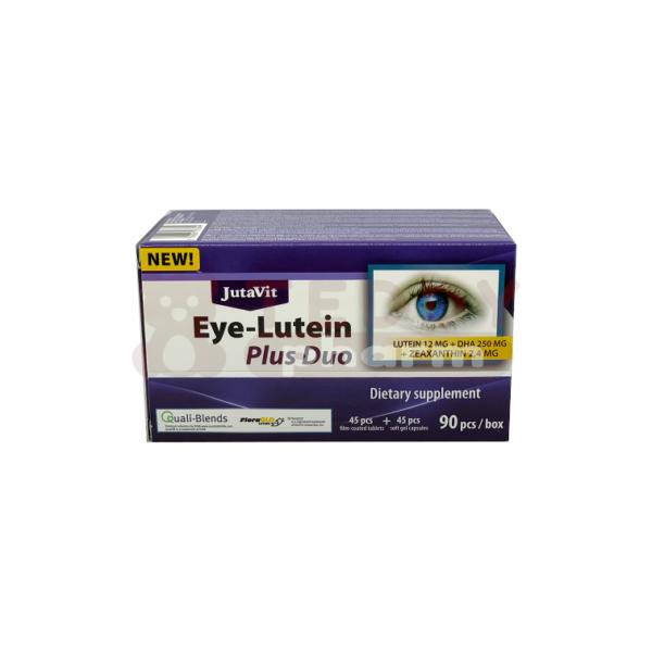 JUTAVIT Eye-Lutein Plus Duo
