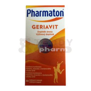 Pharmaton Geriavit 30 Kapseln