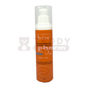 Avène SunSitive Sonnenfluid ohne Duftstoffe SPF 50+ 50ml