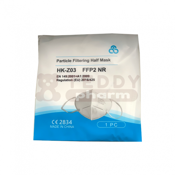 FFP2 Atemschutzmaske CE2834 30 Stk. weiß