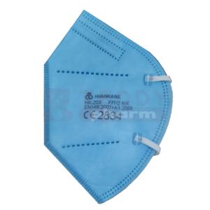 FFP2 Atemschutzmaske CE2834 30 Stk. blau