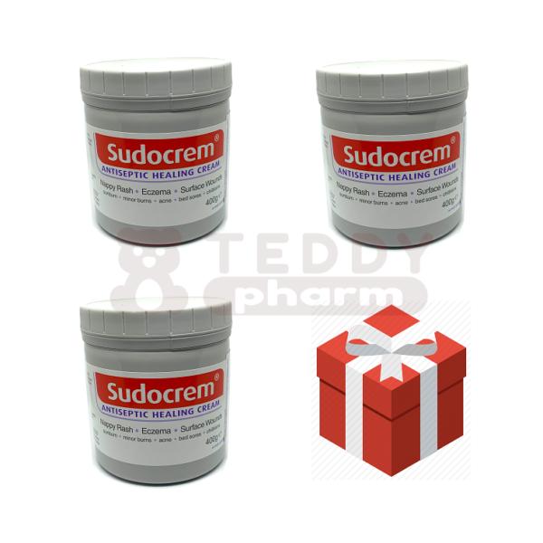 SUDOCREM Antiseptische Heilungs Creme 400 g