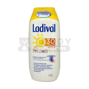 Ladival® Kinder Sonnenmilch LSF 30 200ml