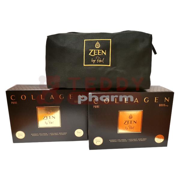 ZEEN Collagen pure 6000 mg 60 Stk.+ Geschenk