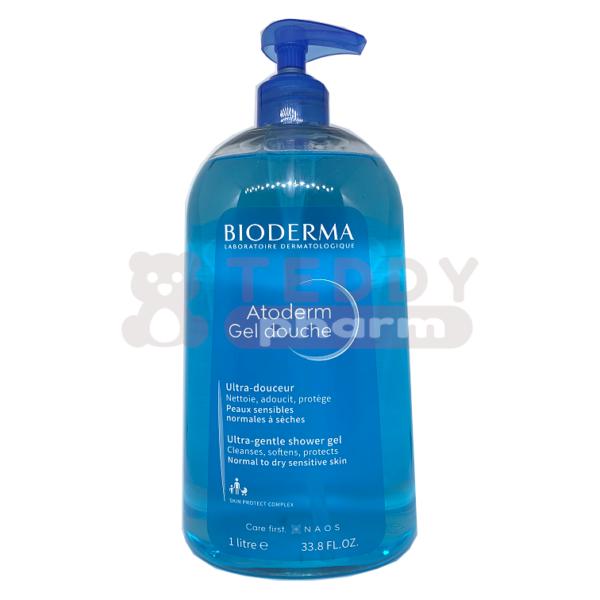 BIODERMA Atoderm Gentle Shower Gel 1000 ml