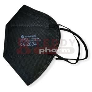 FFP2 Atemschutzmaske CE2834 30 Stk. schwarz
